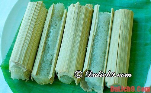 Món ngon đặc sản ở Campuchia: Cơm lam: Món ngon hấp dẫn nên thưởng thức khi du lịch Campuchia