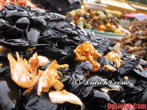 Món ngon đặc sản ở Campuchia: đặc sản côn trùng - Món ẩm thực truyền thống độc đáo ở Campuchia