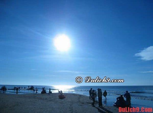Bãi biển Sầm Sơn - Bãi biển đẹp nhất Thanh Hóa: Thanh Hóa có bãi biển nào đẹp, nổi tiếng?