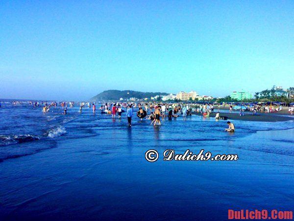Bãi biển đẹp ở Thanh Hóa