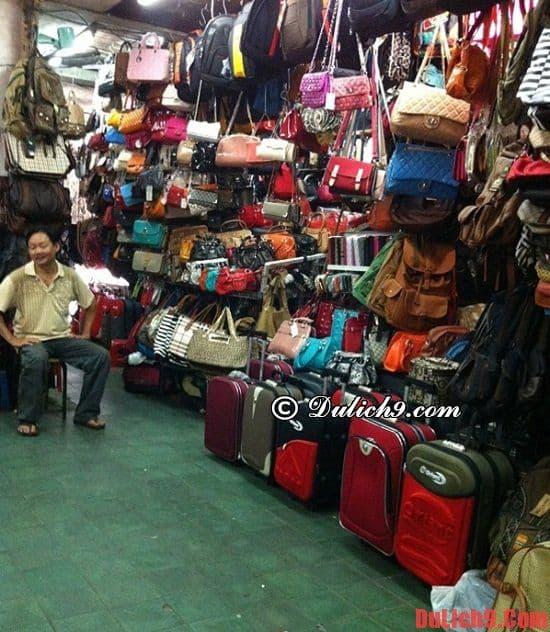 Top các địa chỉ mua sắm giá rẻ khi du lịch Sài Gòn
