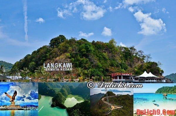 Du lịch Malaysia khám phá đảo Langkawi