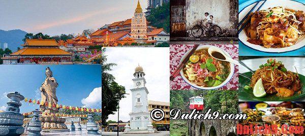 Những điểm du lịch nổi tiếng nhất Malaysia