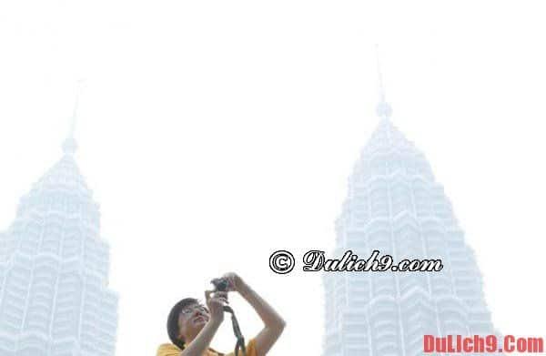 Tuyệt đối không nên đi một mình khi du lịch Malaysia