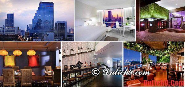Những khách sạn giá rẻ, chất lượng, tiện nghi tại Bangkok - Thái Lan: Pullman Bangkok Hotel G