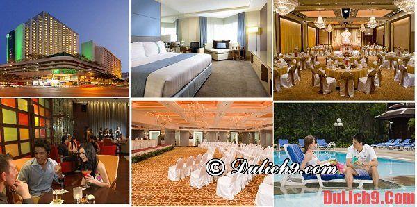 Holiday Inn Bangkok Silom – khách sạn tốt nhất ở Bangkok