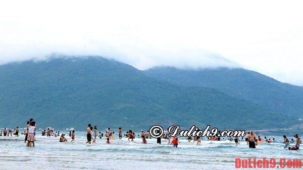 Khi tắm biển ở Đà Nẵng nên lưu ý những gì?