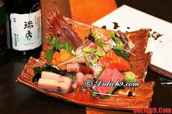Món ăn truyền thống nổi tiếng Nhật Bản bạn nên biết: Nhật Bản có đặc sản gì ngon, nổi tiếng?