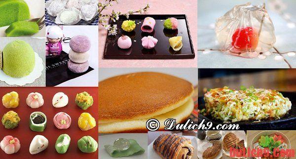 Những món ăn truyền thống nên thử khi du lịch Nhật Bản