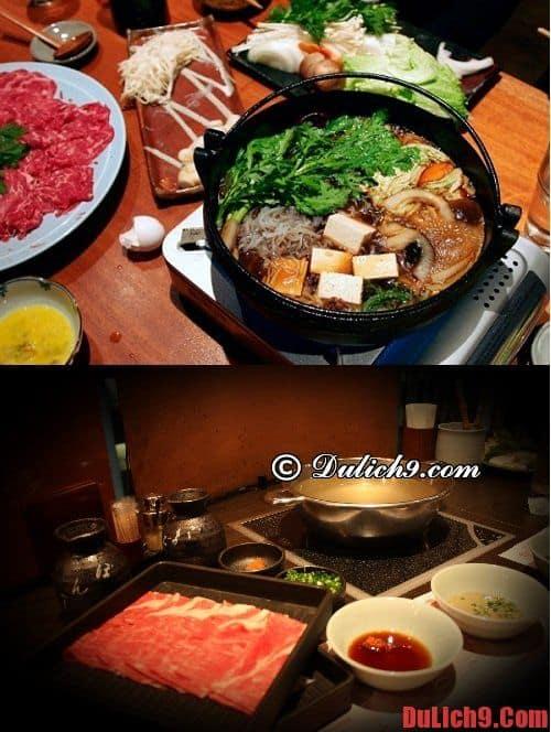 Du lịch Nhật Bản thưởng thức những món ăn truyền thống đặc sắc: Nên ăn món gì khi du lịch Nhật Bản