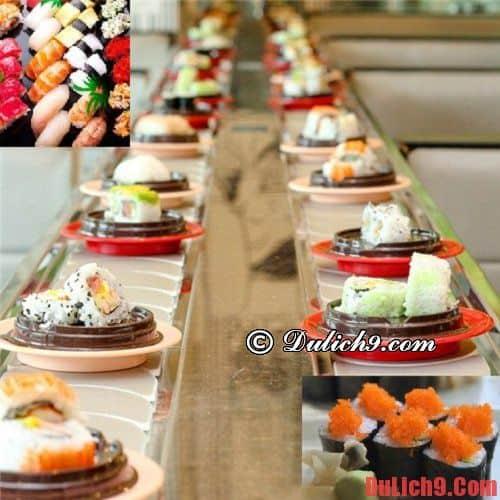 Đi du lịch Nhật Bản nên ăn thử món gì