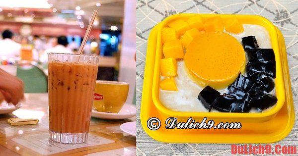 Thưởng thức món ăn vặt nổi tiếng khi du lịch Hồng Kông