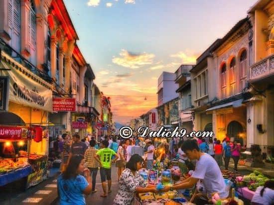 Địa điểm hấp dẫn ở Phuket/ Du lịch Phuket có gì hay? Kinh nghiệm du lịch Phuket tự túc, giá rẻ