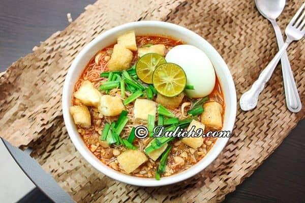 Du lịch Phuket nên ăn gì? Thưởng thức đặc sản Phuket: Kinh nghiệm ăn uống khi du lịch Phuket