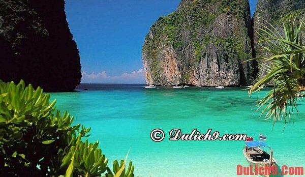 5 vịnh biển không nên bỏ qua khi du lịch Thái Lan