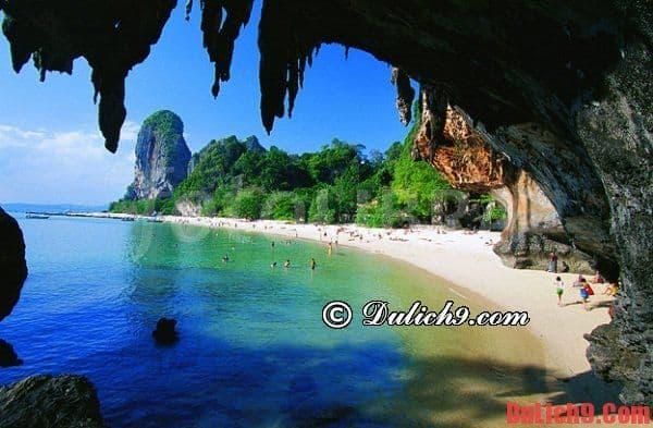 Top những hòn đảo và vịnh biển đẹp nhất ở Thái Lan: Điểm danh những vịnh biển nổi tiếng ở Thái Lan