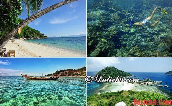 Khám phá 5 vịnh biển đẹp nhất Thái Lan