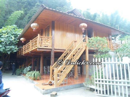 Khách sạn - nhà nghỉ ở Mù Cang Chải/ Nên ở đâu khi du lịch phượt Mù Cang Chải?