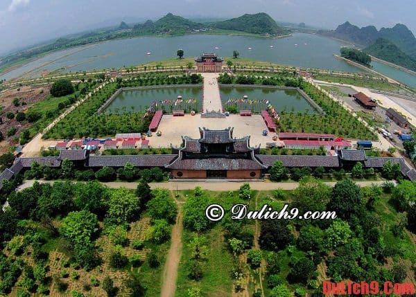 Du lịch Ninh Bình thăm thú Chùa Bái Đính: Danh lam thắng cảnh đẹp, nổi tiếng ở Ninh Bình - Địa điểm du lịch nổi tiếng ở Ninh Bình