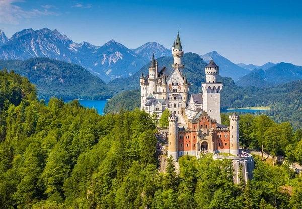 Nên đi đâu chơi tham quan khi du lịch Đức? Danh lam thắng cảnh nổi tiếng ở Đức