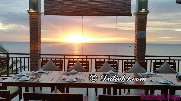 Nhà hàng Xin Chào, view biển, ngon bổ rẻ ở Phú Quốc: Du lịch Phú Quốc nên ăn gì, ăn ở đâu ngon, giá rẻ?