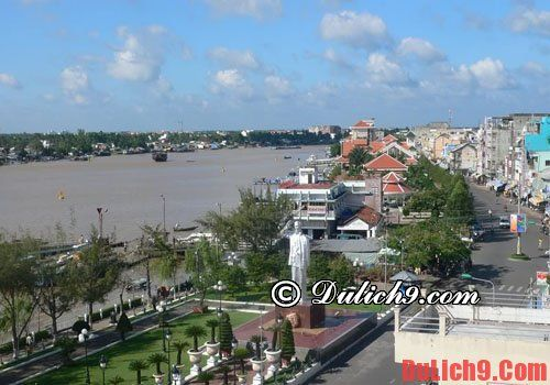 Du lịch Cần Thơ, đến Ninh Kiều