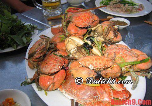 Ăn gì ngon, rẻ khi du lịch đảo Cô Tô