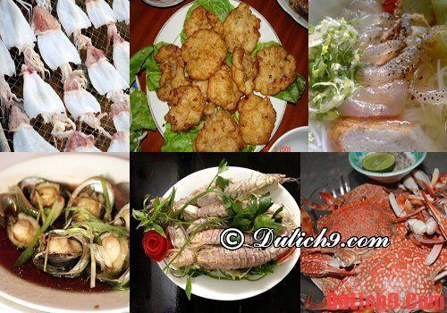 Du lịch đảo Cô Tô ăn gì?