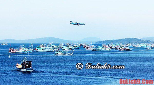 Cách di chuyển nhanh nhất từ Sài Gòn đến Phú Quốc bằng đường hàng không