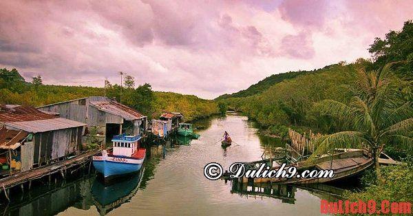 Cách di chuyển thuận lợi nhất từ Sài Gòn đến đảo Phú Quốc