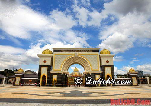 Hướng dẫn thăm quan Malaysia