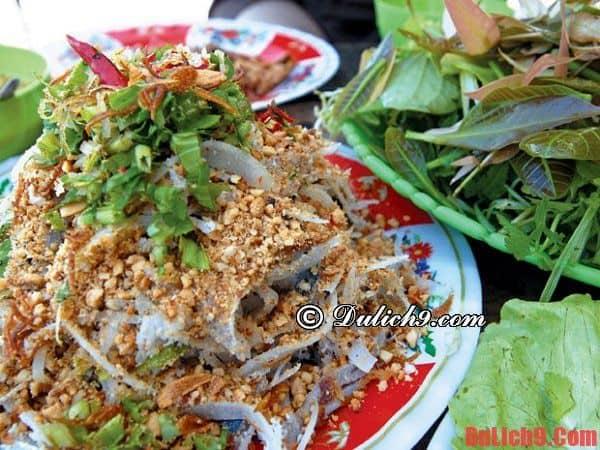 Gỏi cá Trích - Đặc sản không thể bỏ qua khi du lịch đảo Phú Quốc