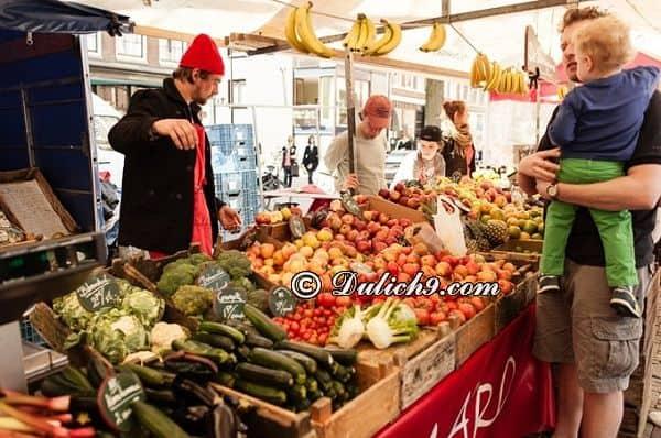 Ăn uống khi đi du lịch Amsterdam/ Ăn gì, ở đâu ngon tại Amsterdam: Kinh nghiệm tham quan, vui chơi, ăn uống khi du lịch Amsterdam