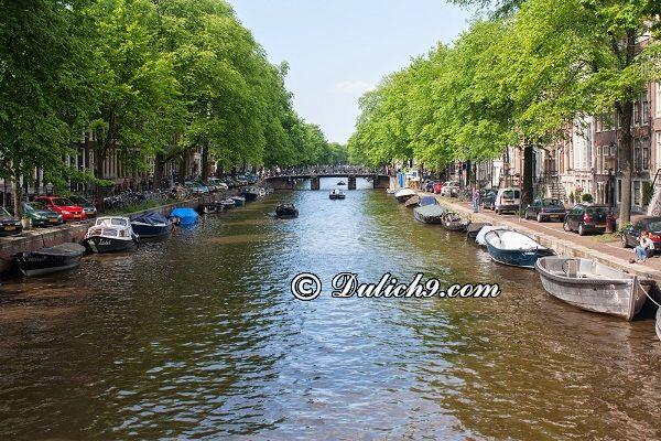 Kinh nghiệm du lịch Amsterdam: Địa điểm tham quan ở Amsterdam/ Đi đâu, chơi gì khi du lịch Amsterdam?