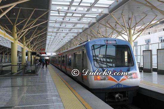 Phương tiện di chuyển tới Bắc Kinh/ Cách đi tới Bắc Kinh như thế nào? Hướng dẫn cách di chuyển khi du lịch Bắc Kinh, Trung Quốc