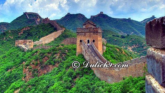 Nên đi đâu ở Bắc Kinh/ Những điểm tham quan hấp dẫn ở Bắc Kinh: Kinh nghiệm du lịch Bắc Kinh, Trung Quốc tự túc, mới nhất