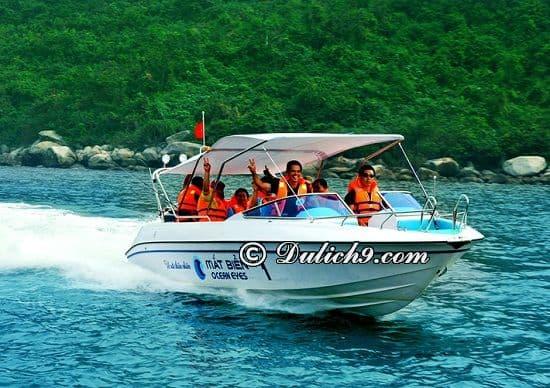 Phương tiện di chuyển, tham quan Cù Lao Chàm: Giá vé tàu du lịch Cù Lao Chàm bao nhiêu tiền? Hướng dẫn du lịch Cù Lao Chàm