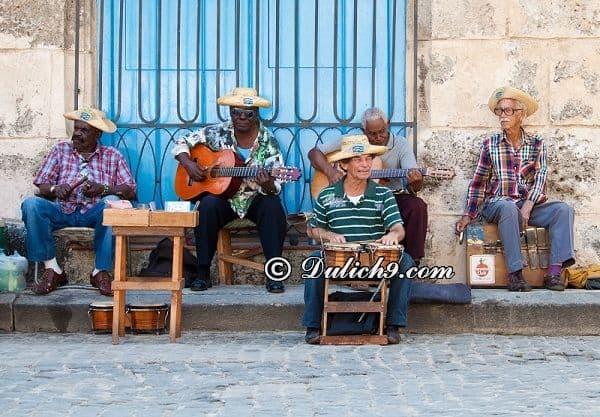 Giới thiệu về du lịch Cuba - Kinh nghiệm du lịch Cuba tự túc, giá rẻ. Hướng dẫn tour du lịch Cuba chi tiết