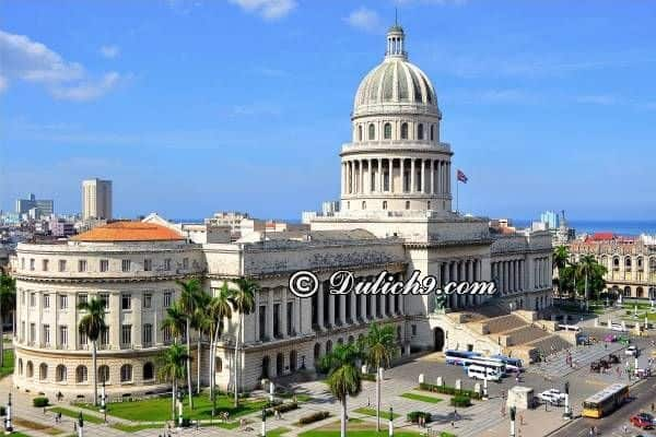 Cách di chuyển tới Cuba và phương tiện đi lại khi du lịch Cuba - Kinh nghiệm du lịch Cuba