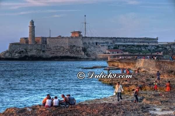 Những điểm đến hấp dẫn ở Cuba/ Đi đâu, chơi gì khi du lịch Cuba - Kinh nghiệm du lịch Cuba
