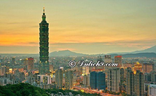 Kinh nghiệm du lịch Đài Loan tự túc, giá rẻ: Hướng dẫn lịch trình du lịch Đài Loan từ A-Z