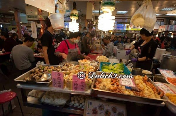 Ăn gì khi du lịch Đài Loan, ăn ở đâu ngon/ Đặc sản, món ngon Đài Loan
