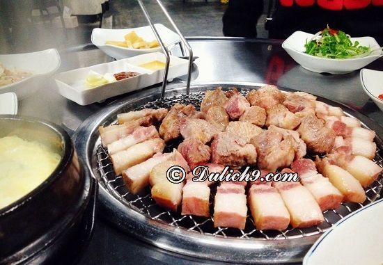 Ăn uống trên đảo Jeju/ Nên ăn món gì, ở đâu tại đảo Jeju