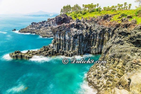 Các điểm tham quan nổi tiếng trên đảo Jeju