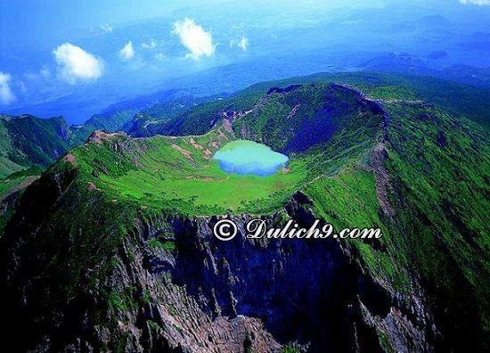 Các điểm tham quan nổi tiếng trên đảo Jeju: Kinh nghiệm du lịch đảo Jeju, Hàn Quốc tự túc, giá rẻ