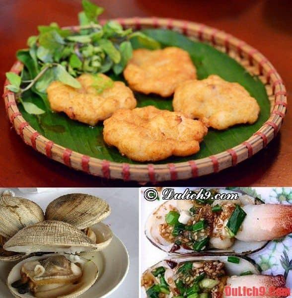 Du lịch Hạ Long đi như thế nào, nghỉ ở đâu và ăn gì? - ẩm thực