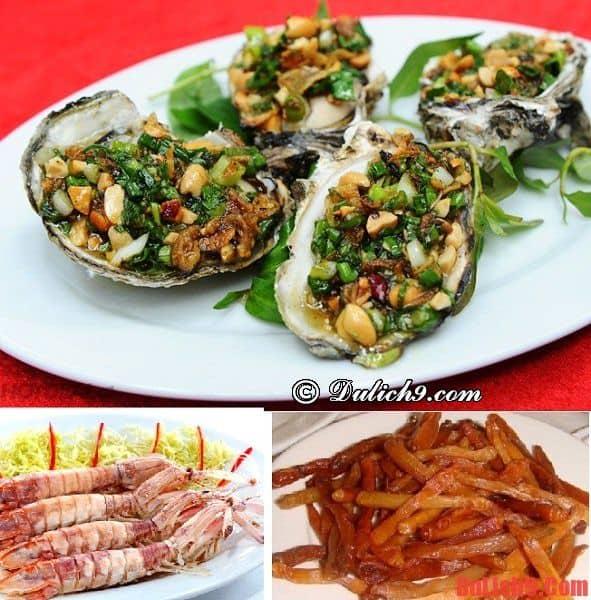 Kinh nghiệm ăn uống ở Hạ Long