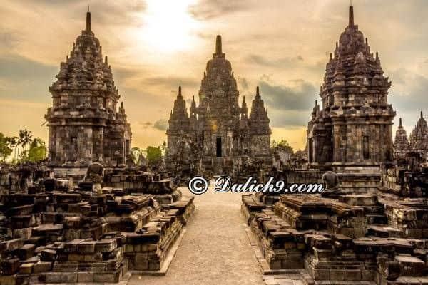 Nên tới Indonesia vào thời điểm nào/ Thời điểm lí tưởng du lịch Indonesia