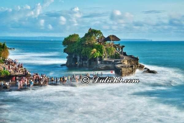 Địa điểm tham quan ở Indonesia/ Đi đâu, chơi gì khi du lịch Indonesia?