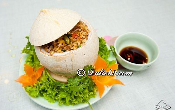 Những món ăn ngon và địa chỉ thưởng thức ẩm thực nên đến khi du lịch Ma Cao